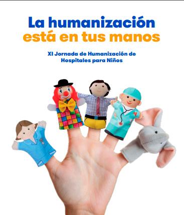 XI Jornada de Humanización de Hospitales para Niños