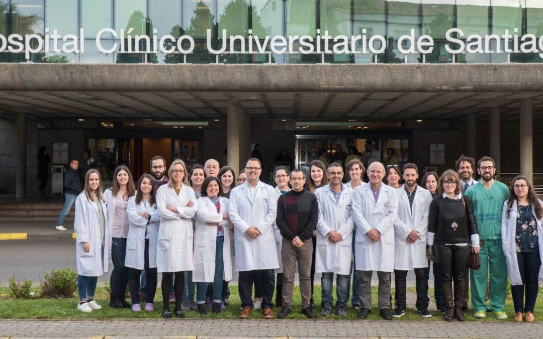 Premian al equipo de Pediatría del CHUS por una publicación sobre vacunas